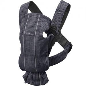 BabyBJörn Carrier Mini Antracite 3D Mesh