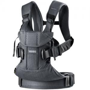 Babybjörn Carrier One Air Anthracite 3D Mesh