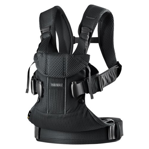 BabyBjörn Carrier One Air Black Mesh NEW!