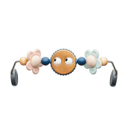 BabyBjörn Toy for Babysitter Googly Eyes Pastel Color