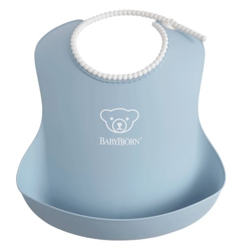 BabyBjörn Mjuk Haklapp Blekblå