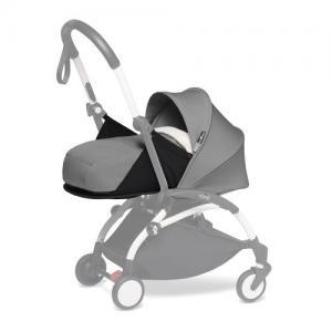 BABYZEN YOYO 0+ Nyföddspaket Grey