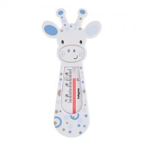 Kaxholmen Bath thermometer Floating Giraffe White / Blue