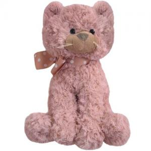 Beppe Cat Pink 25 cm With Sound