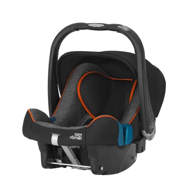 britax r mer babyskydd baby safe plus shr ii black marble. Black Bedroom Furniture Sets. Home Design Ideas