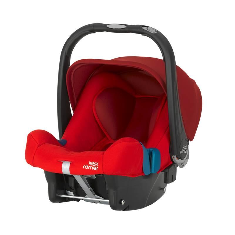 britax r mer babyskydd baby safe plus shr ii flame red. Black Bedroom Furniture Sets. Home Design Ideas