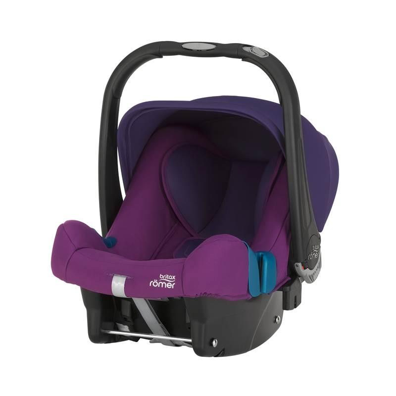 britax r mer babyskydd baby safe plus shr ii mineral. Black Bedroom Furniture Sets. Home Design Ideas