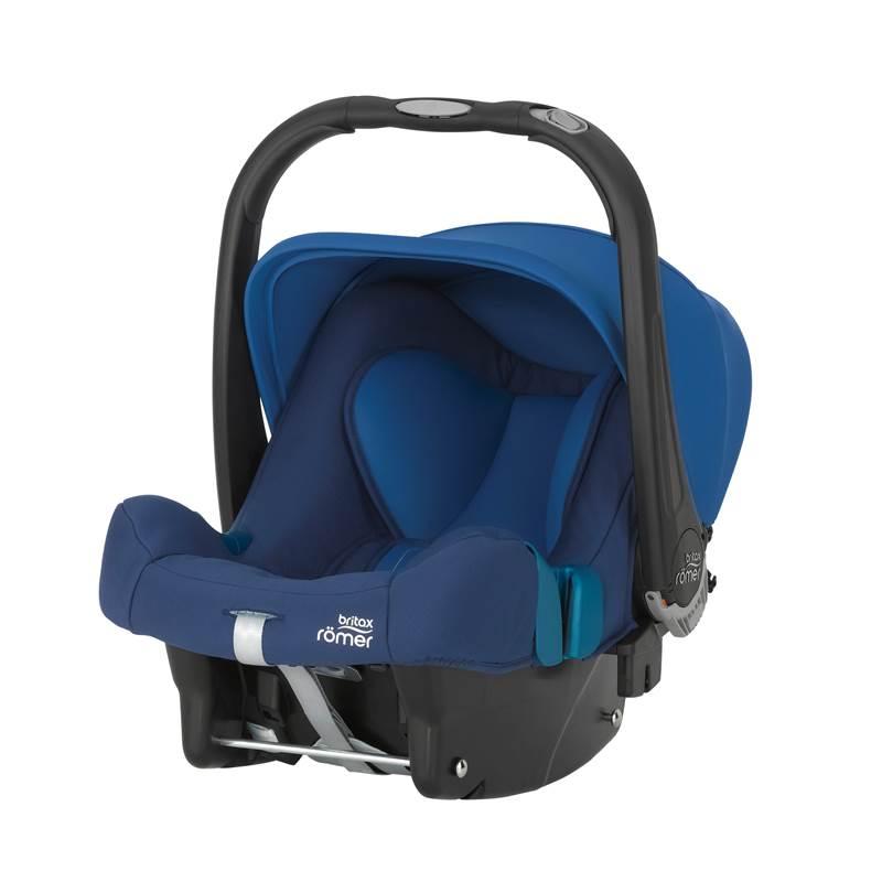 britax r mer babyskydd baby safe plus shr ii ocean blue. Black Bedroom Furniture Sets. Home Design Ideas