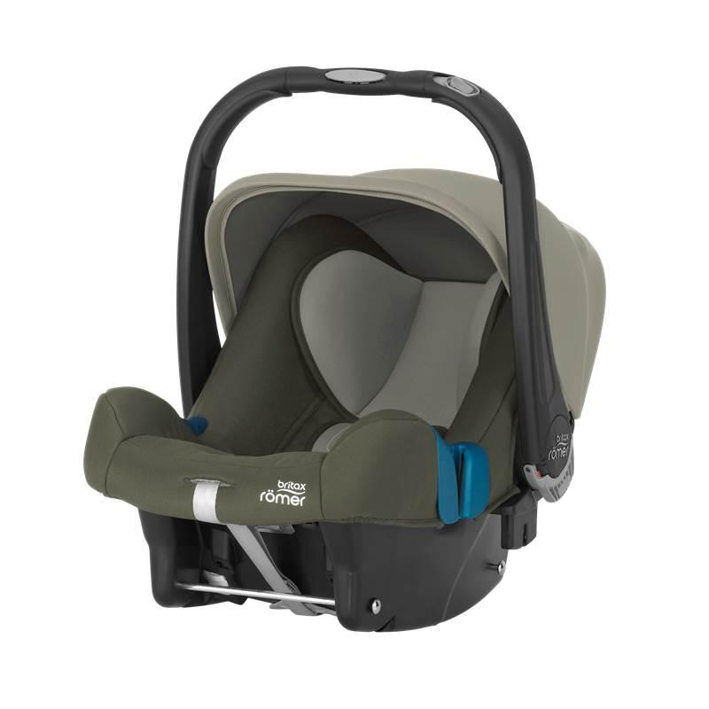 britax r mer babyskydd baby safe plus shr ii olive green. Black Bedroom Furniture Sets. Home Design Ideas