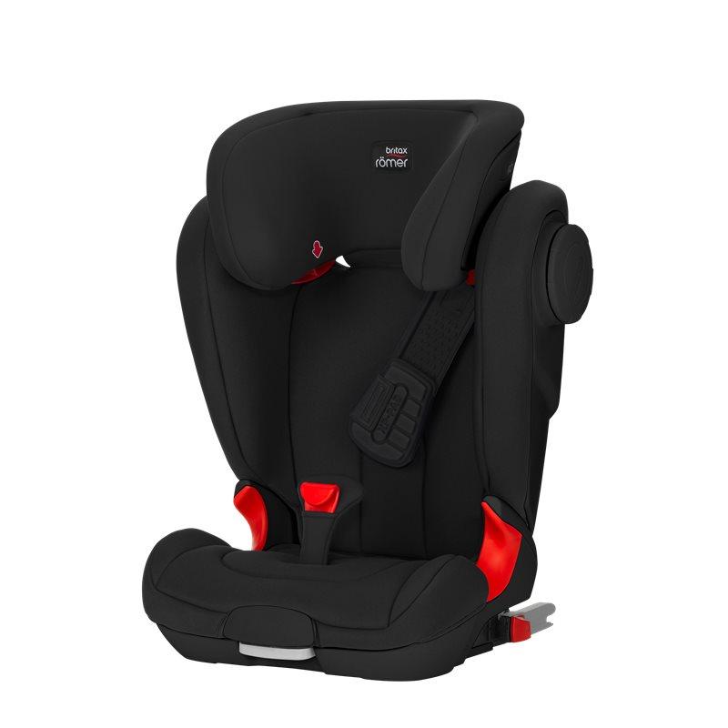 Britax Rmer Car Seat Kidfix II XP Sict Black Series Cosmos