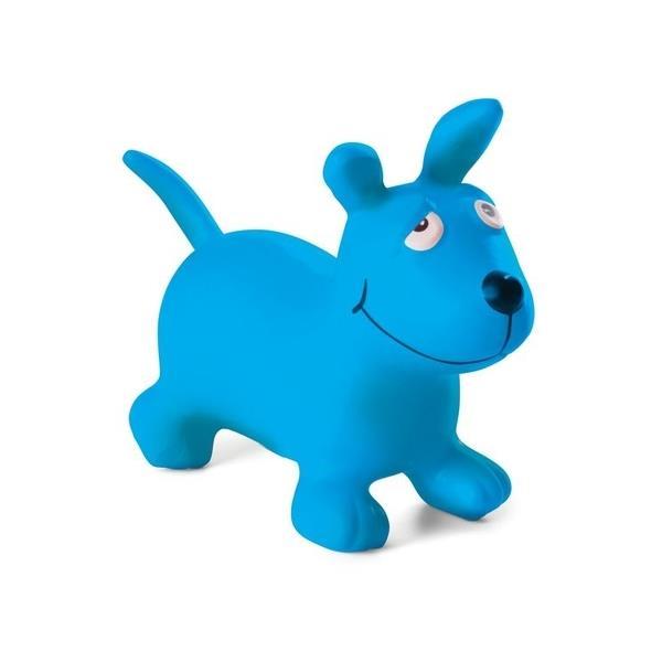 Jumping Dog Hoppdjur Blå