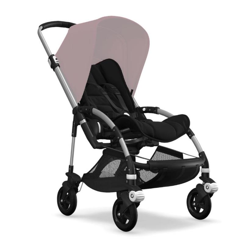 Bugaboo Bee5 Aluminium Chassi Black Style Set (Box 1 & 2 av 3 Styled By You)