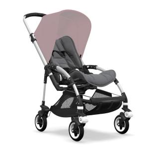 Bugaboo Bee5 Aluminium Chassi Grey Melange Style Set (Box 1 & 2 av 3 Styled By You)