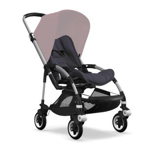 Bugaboo Bee5 Aluminium Chassi Steel Blue Style Set (Box 1 & 2 av 3 Styled By You)