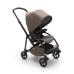 Bugaboo Bee6 Mineral BLACK / TAUPE Complete Pushchair