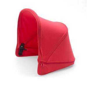 Bugaboo Donkey2 Sufflett Neon Red (Piké-tyg)