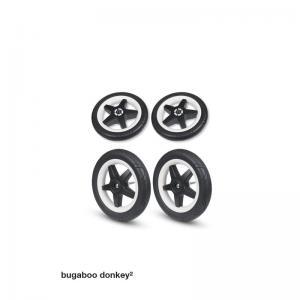 Bugaboo Donkey2 Ersättningsset för skumfyllda däck (4 hjul)
