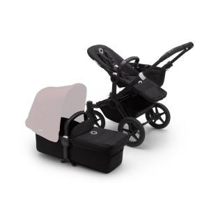 Bugaboo Donkey3 Mono BLACK Bas / BLACK Style Set Barnvagn