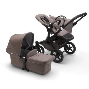 Bugaboo Donkey3 Mono Mineral BLACK / TAUPE Complete Stroller
