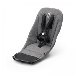 Bugaboo Donkey3 Duo Fabric Set GREY MELANGE