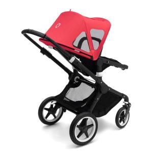 Bugaboo Fox Breezy Sufflett / Bugaboo Cameleon 3 Breezy Sufflett NEON RED