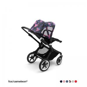 Bugaboo Fox Breezy Sufflett / Bugaboo Cameleon 3 Breezy Sufflett Birds