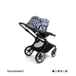 Bugaboo Fox Breezy Sufflett / Bugaboo Cameleon 3 Breezy Sufflett Waves