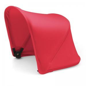 Bugaboo Fox Sufflett / Bugaboo Cameleon3 Sufflett Neon Red