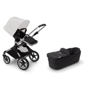 Bugaboo Fox2 ALU Base / BLACK Style Set Stroller