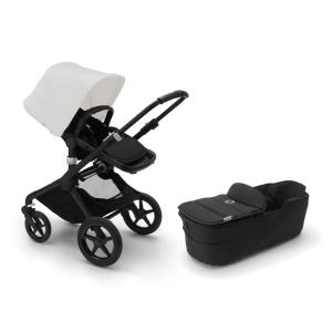 Bugaboo Fox2 BLACK Base / BLACK Style Set Stroller