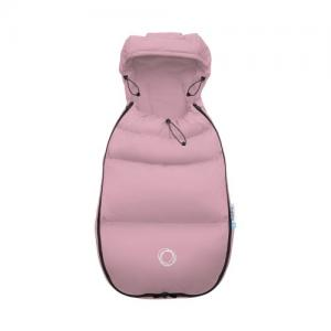 Bugaboo Åkpåse High Performance Footmuff+ Soft Pink (Ny Modell)