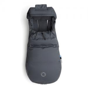 Bugaboo Åkpåse High Performance Footmuff+ STELLAR Steel Blue (Ny Modell)