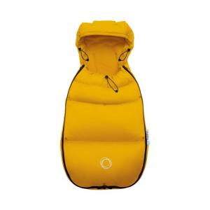 Bugaboo Åkpåse High Performance Footmuff+ Sunrise Yellow (Ny Modell)