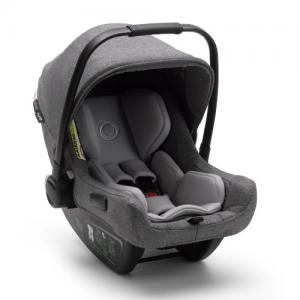 Bugaboo Turtle Air by Nuna Babyskydd Grey Melange