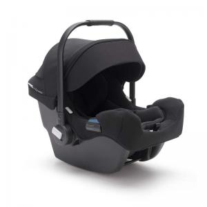Bugaboo Turtle by Nuna Babyskydd Svart + adapter