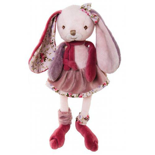 Bukowski Bibi Sisters Pink Dress 25 cm Kanin Rosa