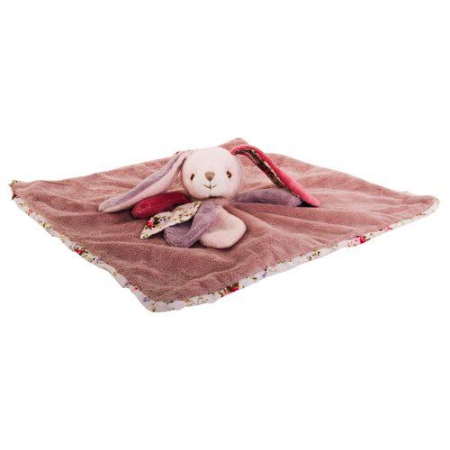 Bukowski Bibi Snuttefilt 33 cm Kanin Rosa