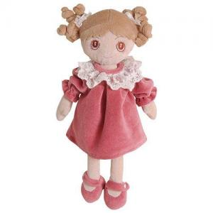 Bukowski Soft Doll Ninka Blond Hair & Pink Dress