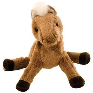Bukowski Stuffed Animal Horse Baby Chocolate Dark Brown