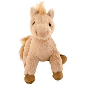 Bukowski Stuffed Animal Horse Baby Salt Light Brown