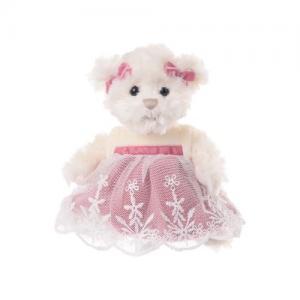 Bukowski Little Ninka White Teddy with dress