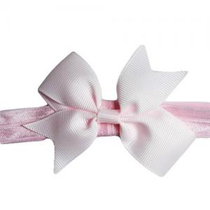 Busy Lizzie Hair Band Light Pink