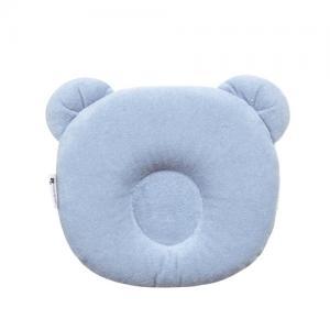 Candide Expert, P'tit Panda, Panda Cushion, Bicolor, Blue