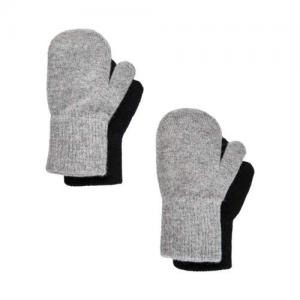CeLaVi Magiska Tumvantar 2-pack Light Grey & Black  1-2 år