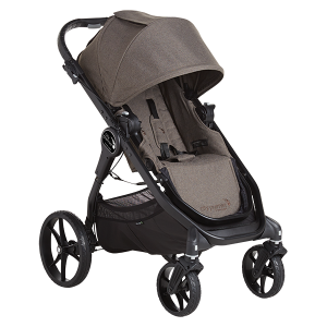 Baby jogger City Premier Taupe Brun Melerad