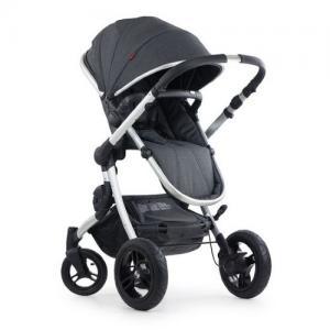 Crescent Infinity S Black Melange Stroller