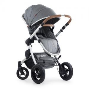 Crescent Infinity S Grey Melange Stroller
