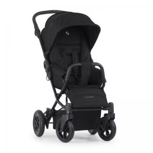 Crescent Nordic XT Black Pushchair