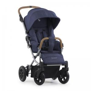Crescent Nordic XT Navy Melange Pushchair