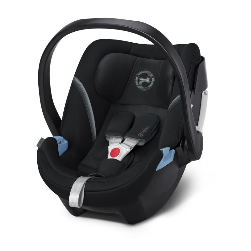 Cybex Aton 5 Infant Car Seat Deep Black